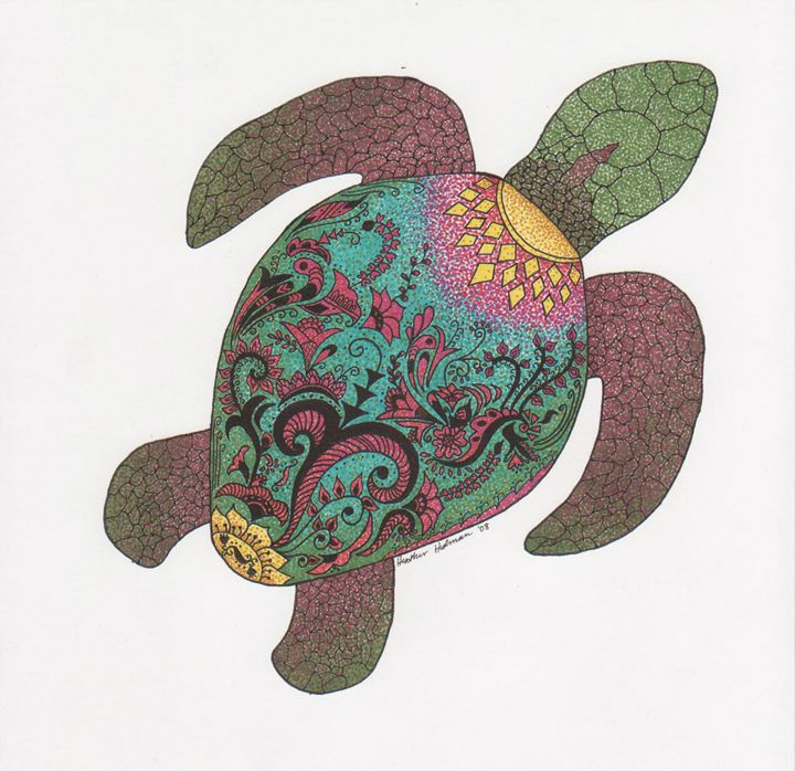 Sea Turtle - 76DeZines