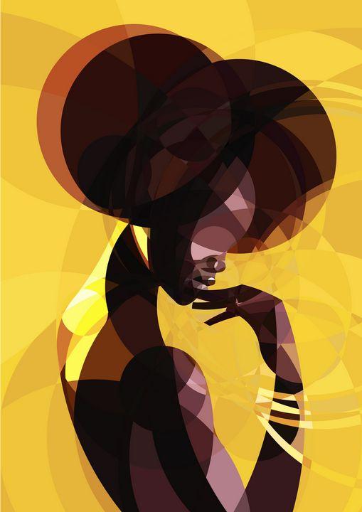 African Beauty - Havaart