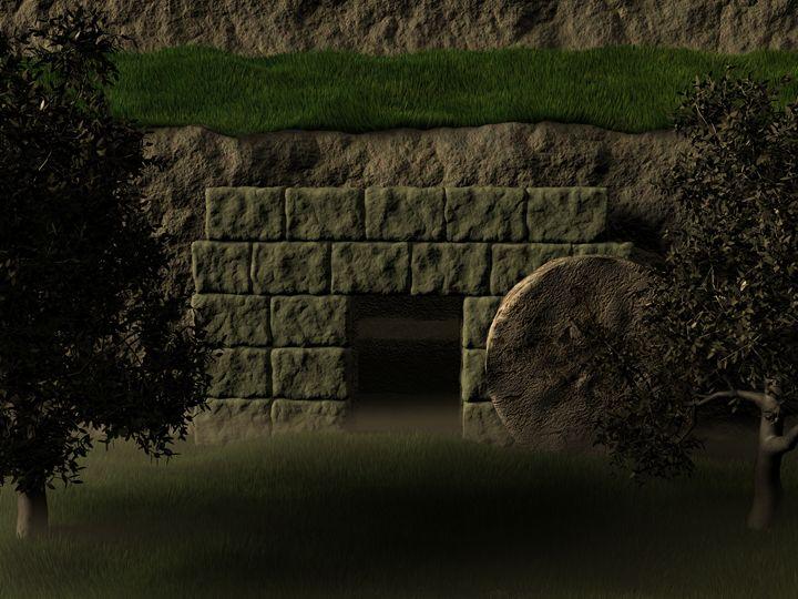 The Empty Tomb - Bill Robelen