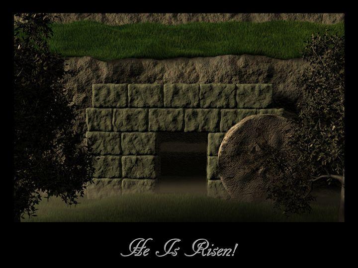He is Risen - Bill Robelen