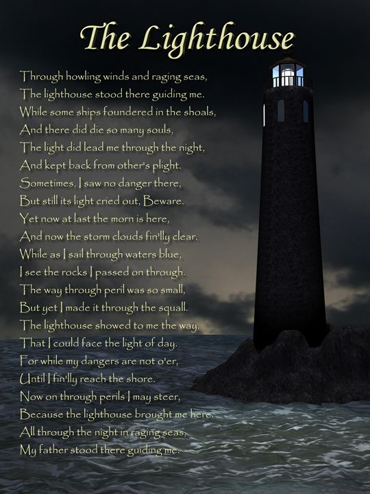 The Lighthouse - Bill Robelen
