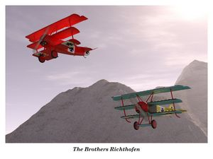 The Brothers Richthofen