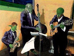 Fantasy Jazz Blues Musicians