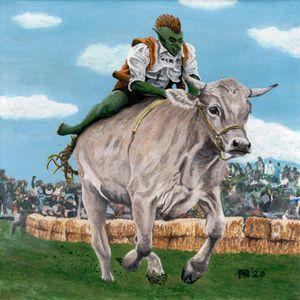 Goblin Rider Ox Racing