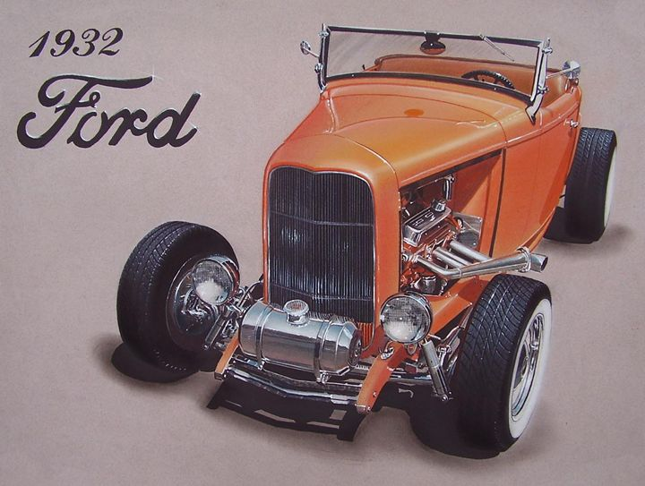 1932 Ford - Paul Kuras