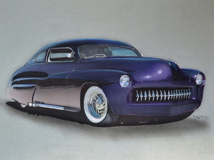 1949 Mercury - Paul Kuras