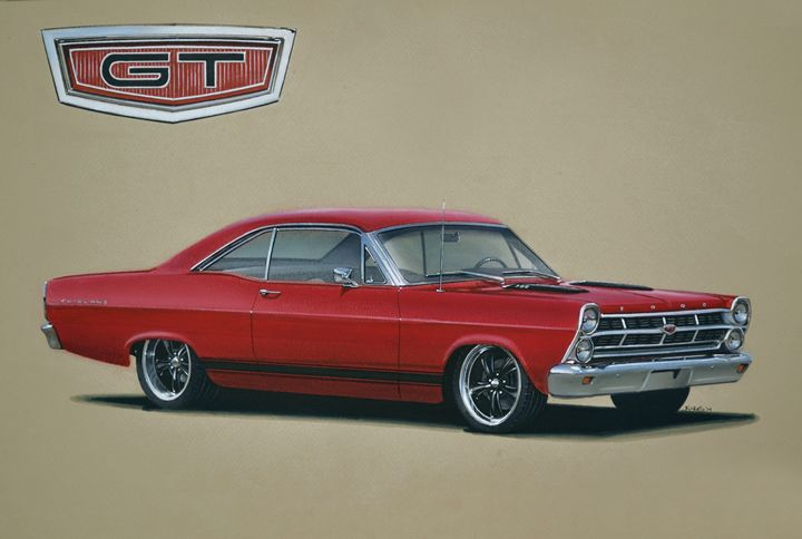 1967 Ford Fairlane - Paul Kuras