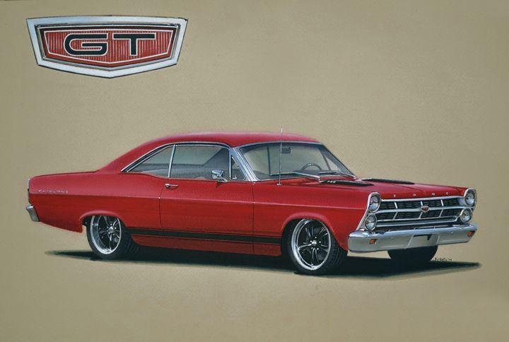 1967 Ford Fairlane - Paul Kuras