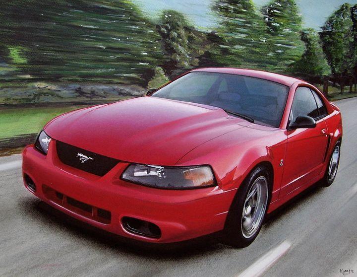 2001 Mustang Cobra - Paul Kuras