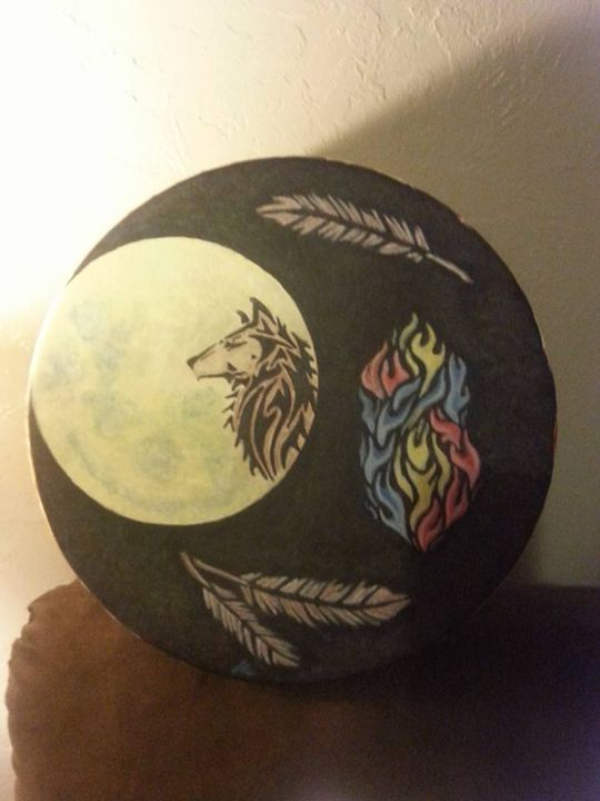 Wolf Moon - Phoenix Rising