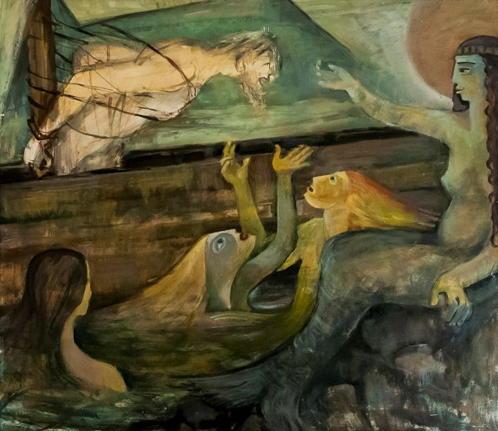 Image result for bildo sirens paintings