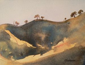 Hills and Shadows, Molesworth