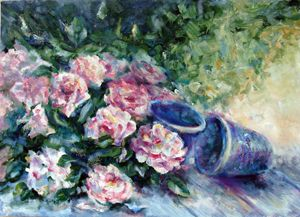 Roses and Vases