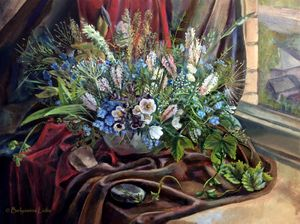 Bouquet from the Syda river