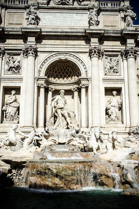 Rome 6 - Trevi Fountain - Justin Short
