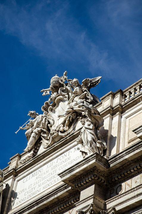 Rome 7 - sculpture stud - Justin Short