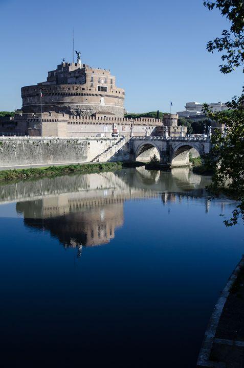 Rome 17 - Castel Sant'Angelo, Rome - Justin Short