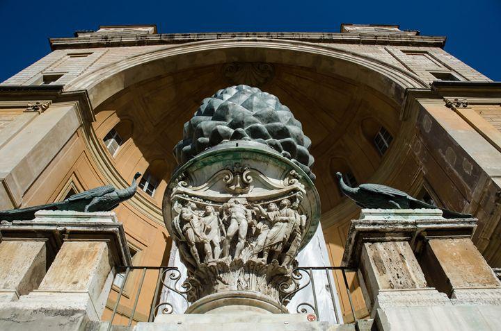 Rome 23 - Vatican Museum - Justin Short