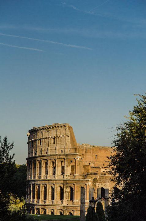 Rome 15 - Colosseum detail - Justin Short
