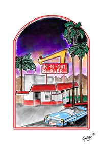 In-N-Out Vintage Interpretation