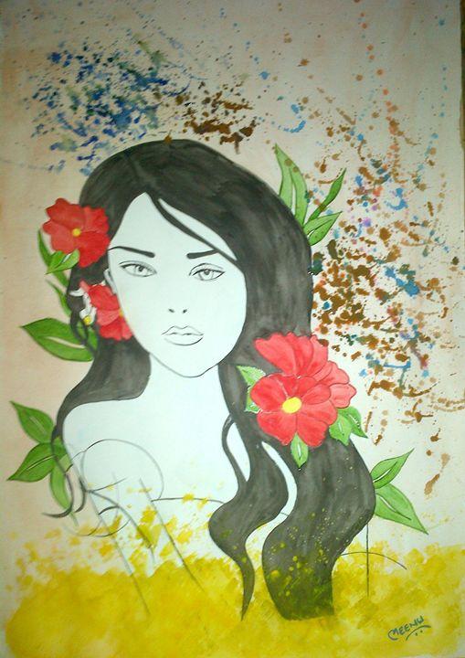 Beauty of style - Pratibimb
