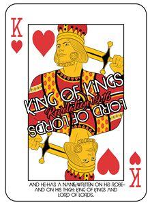 King of Kings Art