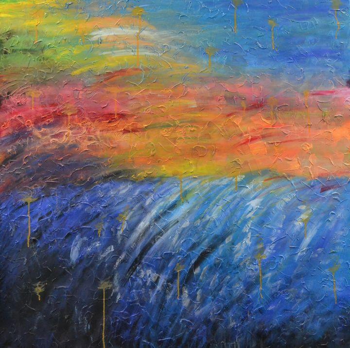 Rising - Vilma Bur