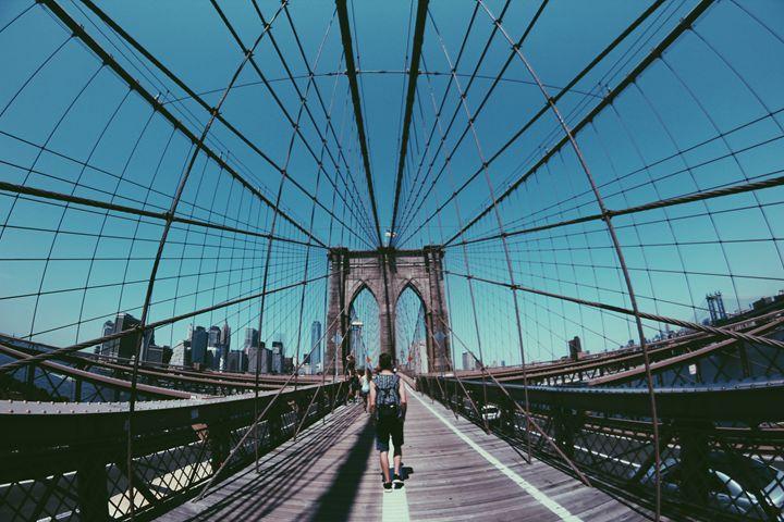 Brooklyn Bridge - Gabor Juhasz