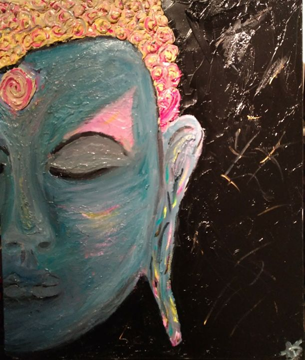 Buddha - Kanohi Matta