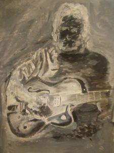 Guitar Player - Bill Norris