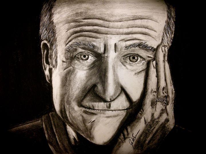 Robin Williams - JKDOM Drawings