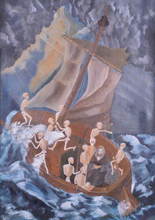 Storm in - Enkart