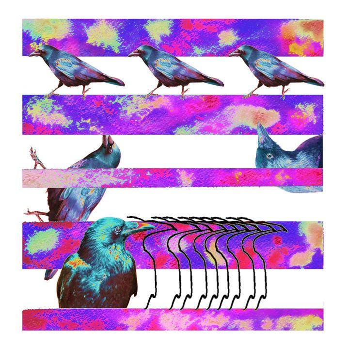 The crows - Amanda Beaulieu