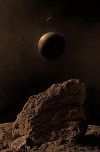 Astronomic orientation