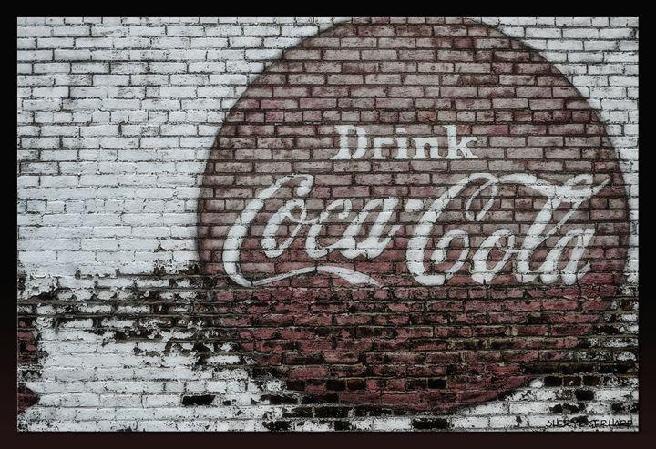 Drink Coca Cola - Sheryl Gerhard