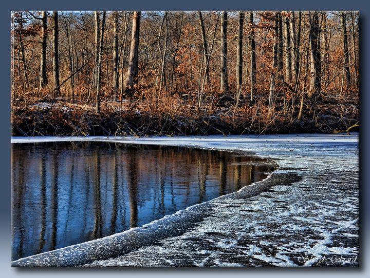Freezing Over - Sheryl Gerhard