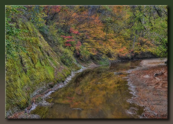 Autumn Creek - Sheryl Gerhard