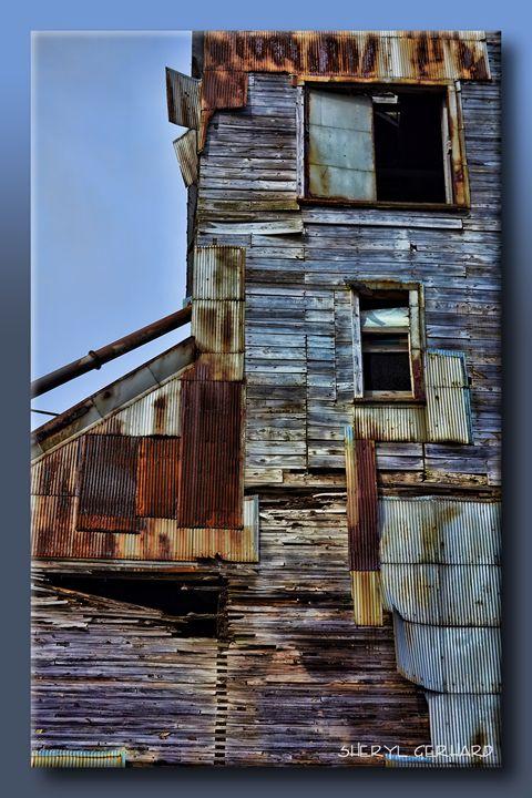 Derelict - Sheryl Gerhard