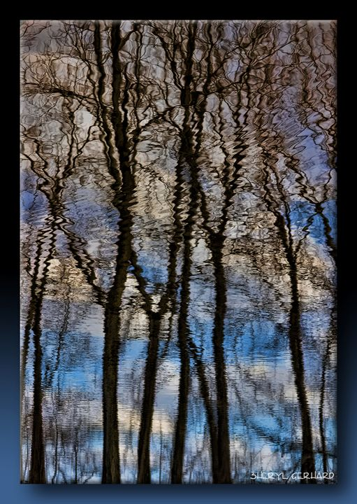 Time for Reflection - Sheryl Gerhard