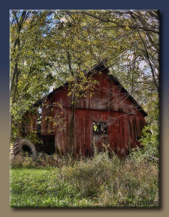 The Red Barn - Sheryl Gerhard