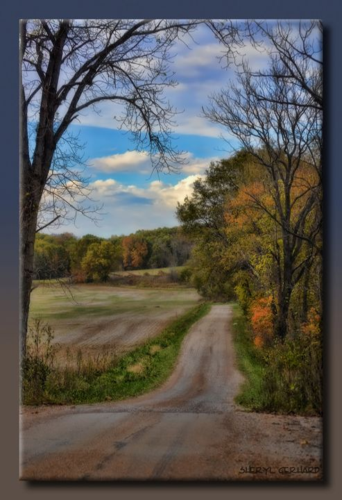 A Drive Through the Country - Sheryl Gerhard