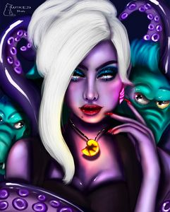Poor unfortunate souls, Ursula