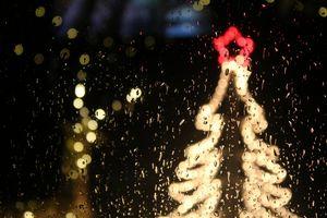 Rainy Christmas