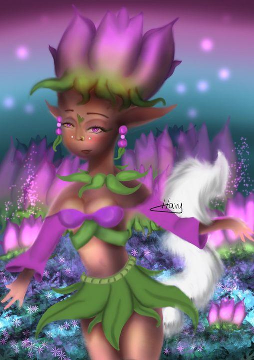 Tulip Princess - Art2Engineering