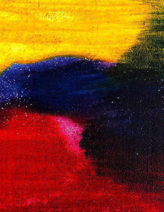 Color Field - Benji Friedman