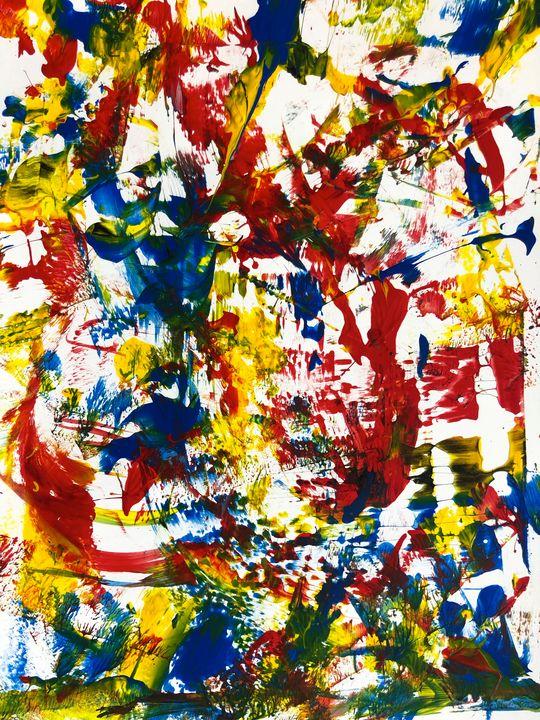 Abstract Primary - Benji Friedman