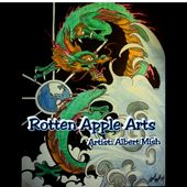 Rotten Apple Arts  (Albert Mish )