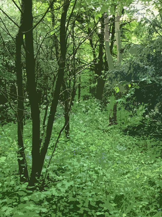 Woodland Summer - Padmayogini