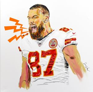 Travis Kelce Loud and Clear