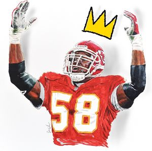 Derrick Thomas Crown